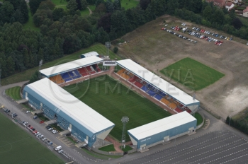 Football Stadium St Johnstone Perth Scotland